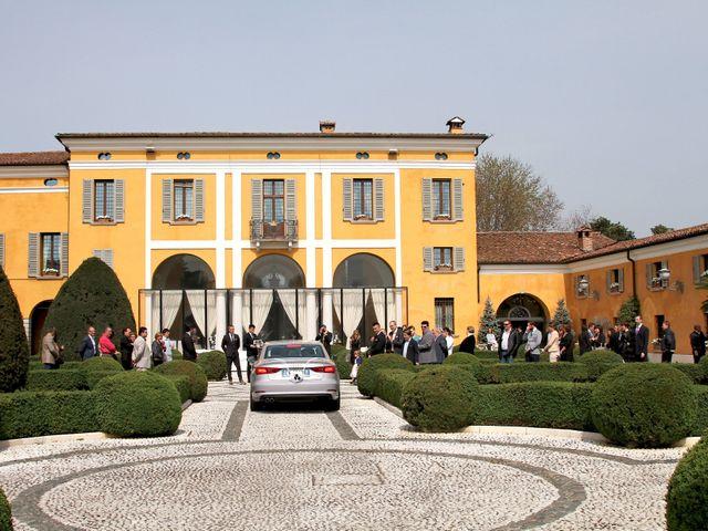 Il matrimonio di Emilio e Daniela a Chiari, Brescia 15