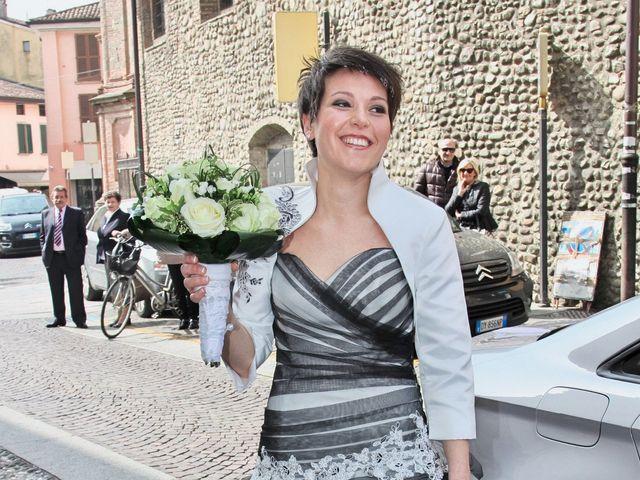 Il matrimonio di Emilio e Daniela a Chiari, Brescia 8