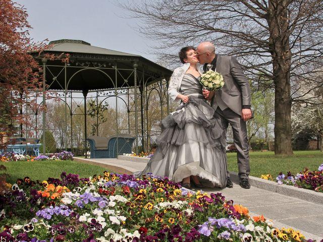 Il matrimonio di Emilio e Daniela a Chiari, Brescia 20