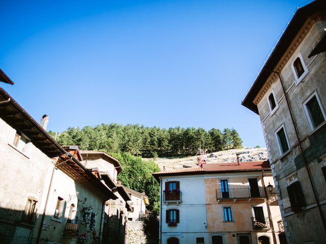 Il matrimonio di Alessio e Antonella a Pescasseroli, L'Aquila 1