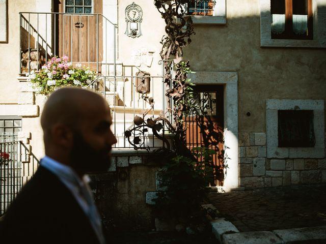 Il matrimonio di Alessio e Antonella a Pescasseroli, L'Aquila 12