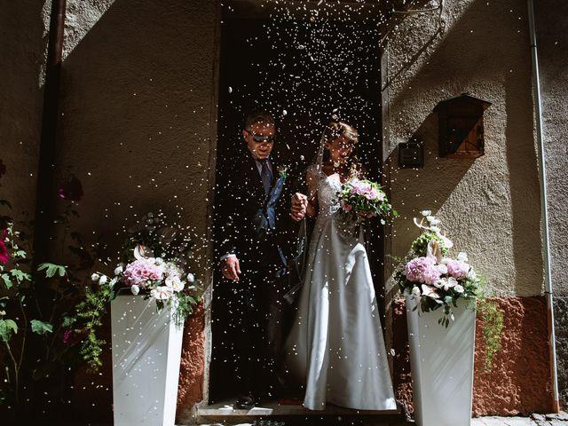 Il matrimonio di Alessio e Antonella a Pescasseroli, L'Aquila 33