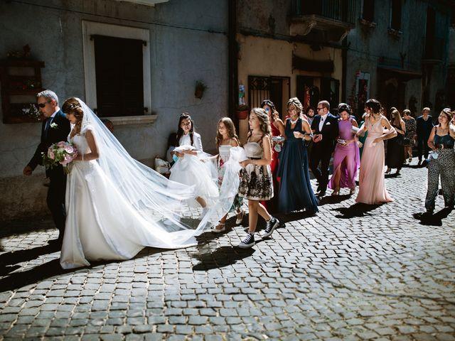 Il matrimonio di Alessio e Antonella a Pescasseroli, L'Aquila 35