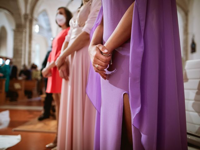 Il matrimonio di Alessio e Antonella a Pescasseroli, L'Aquila 37
