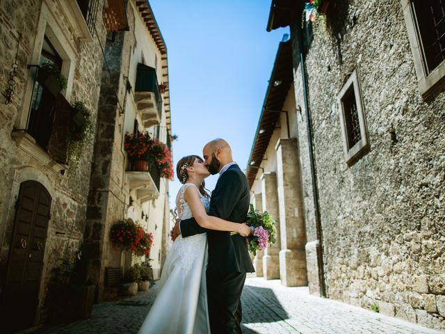 Il matrimonio di Alessio e Antonella a Pescasseroli, L'Aquila 45