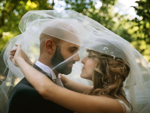 Il matrimonio di Alessio e Antonella a Pescasseroli, L'Aquila 51