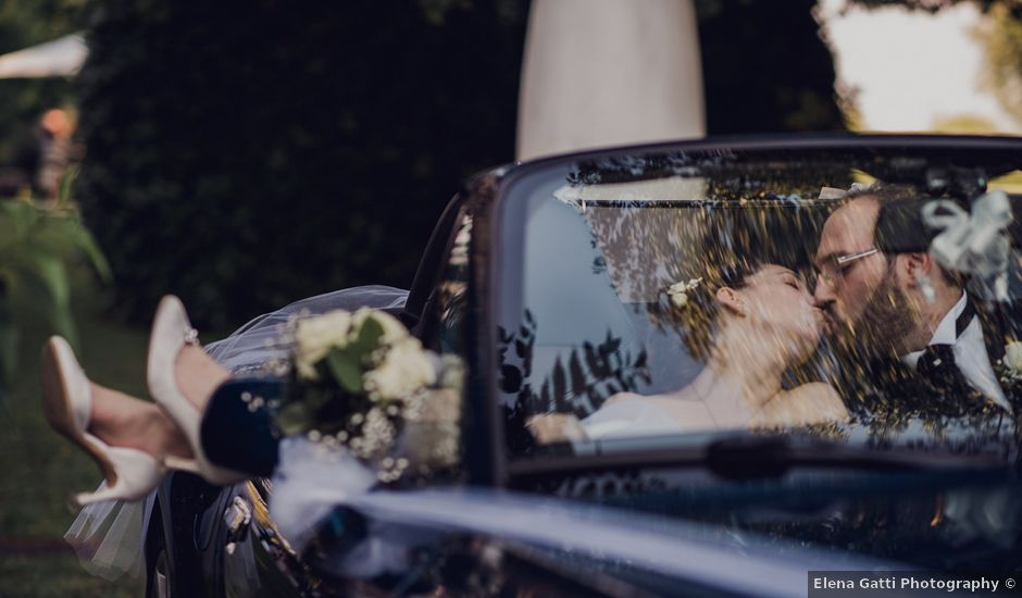 Il matrimonio di Andrea e Laura a Sulbiate, Monza e Brianza