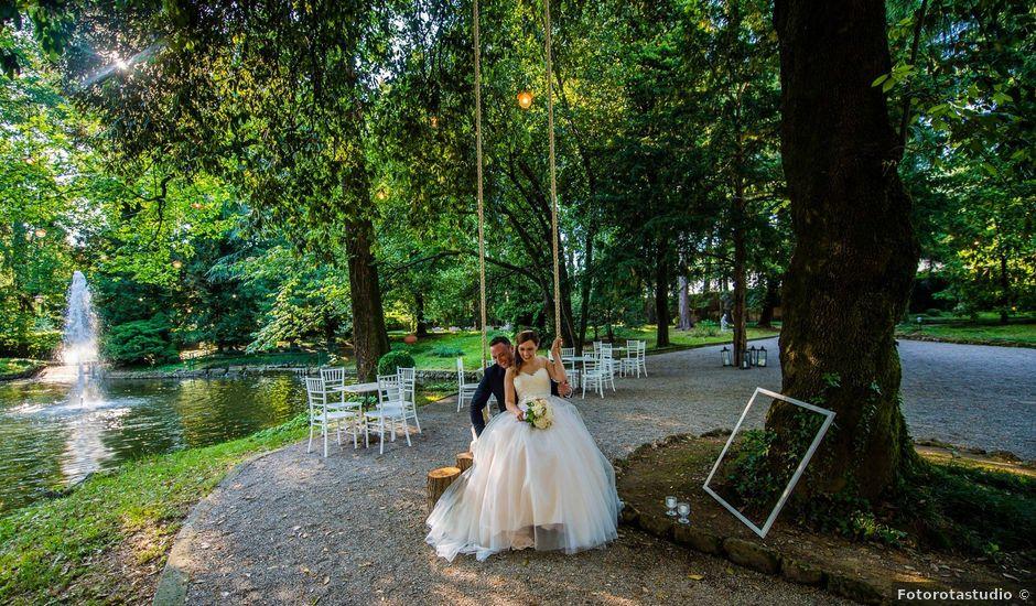 Il matrimonio di Davide e Ilaria a Carvico, Bergamo