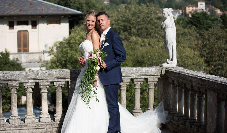 Il matrimonio di Carmelo e Erica a Canzo, Como