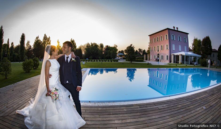 Il matrimonio di Giulio e Valeria a Campogalliano, Modena