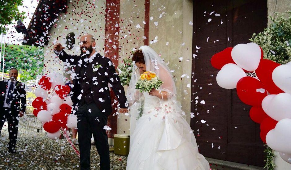 Il matrimonio di Mauro e Beatrice a Albiolo, Como