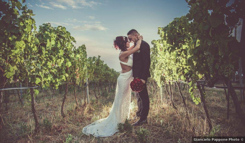 Il matrimonio di Nico e Barbara a Statte, Taranto