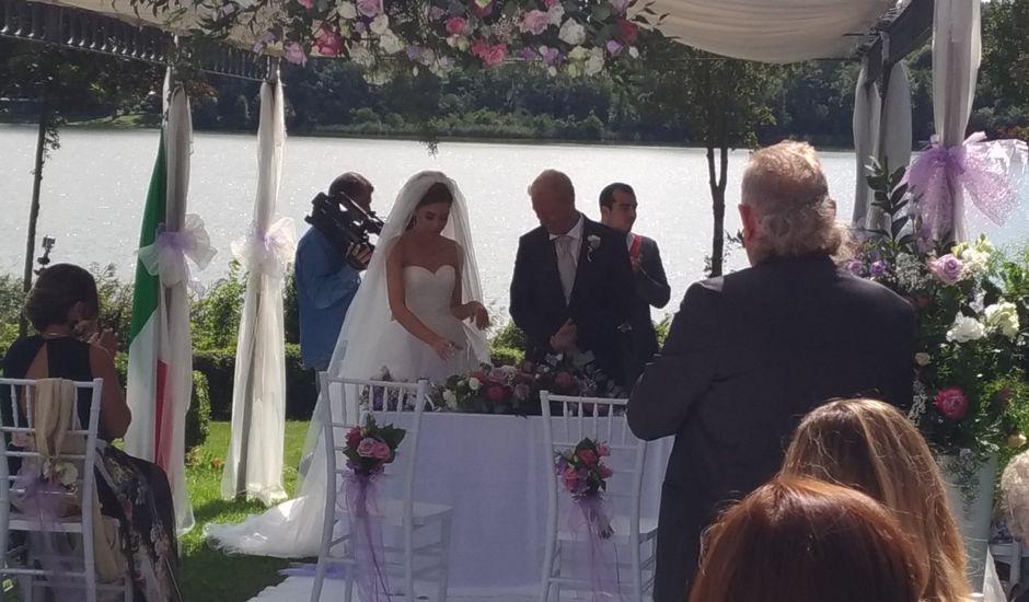 Il matrimonio di Jessica e Loris a Montorfano, Como