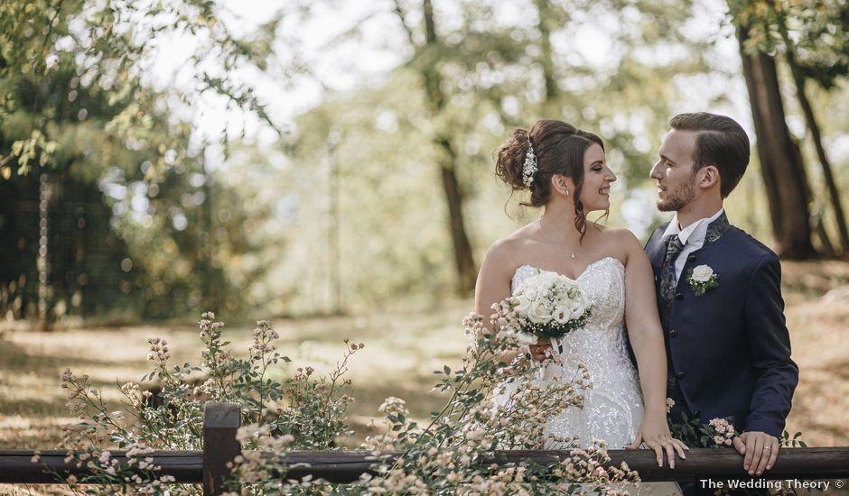Il matrimonio di Matteo e Jessica a Besozzo, Varese
