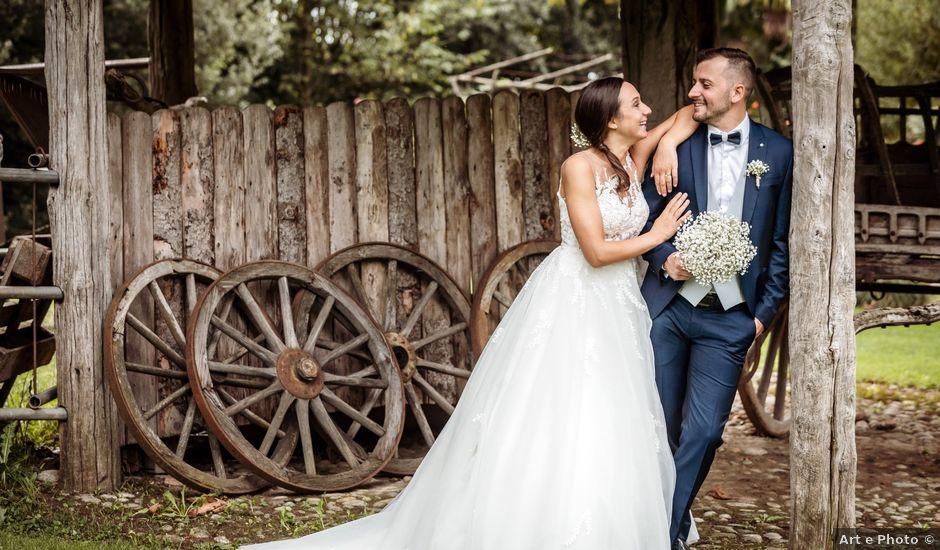 Il matrimonio di Luca e Giulia a Besana in Brianza, Monza e Brianza