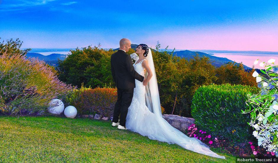 Il matrimonio di Federico e Valentina a Sant'Ambrogio di Valpolicella, Verona