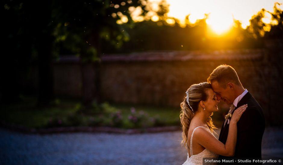 Il matrimonio di Roberto e Valentina a Pavia, Pavia