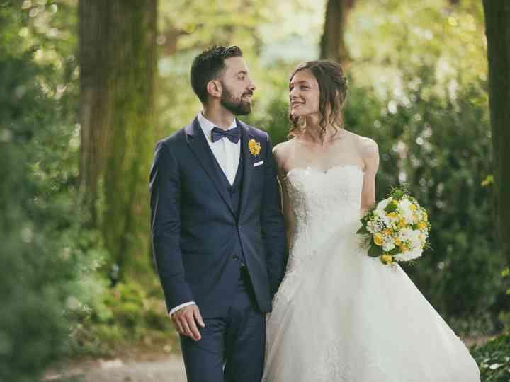Le nozze di Anna e Simone