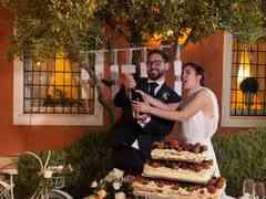 le nozze di Alessia e Stefano 1032