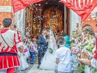 le nozze di Daniela e Carmelo 1