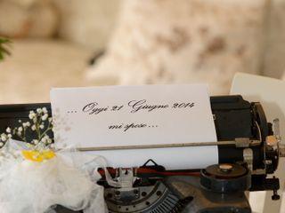 Le nozze di Chiara e Manuel 1