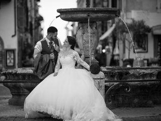 Le nozze di Mirko e Beatrice