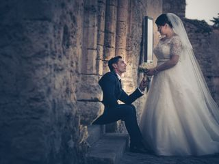 Le nozze di Giusy e Vincenzo