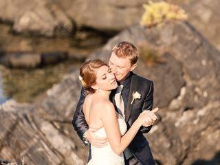 Le nozze di Maud e Otto