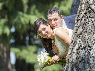 Le nozze di Loredana e Roberto