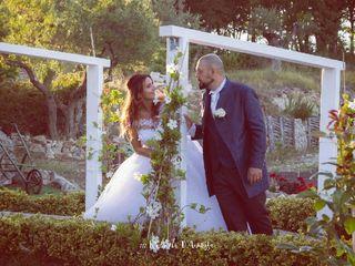 Le nozze di Francesca  e Adam 1