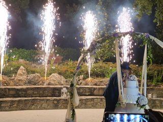 Le nozze di Francesca  e Adam
