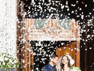 Le nozze di Francesca  e Calogero  1