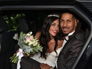 Le nozze di Emilia e Miguel 1