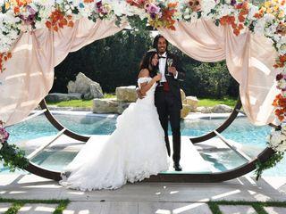 Le nozze di Emilia e Miguel 2