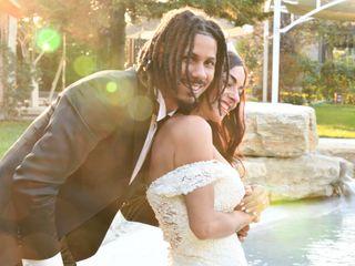 Le nozze di Emilia e Miguel