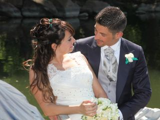 Le nozze di Consuelo e Giulio