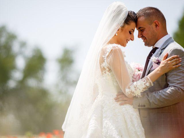 le nozze di Fiona e Simon