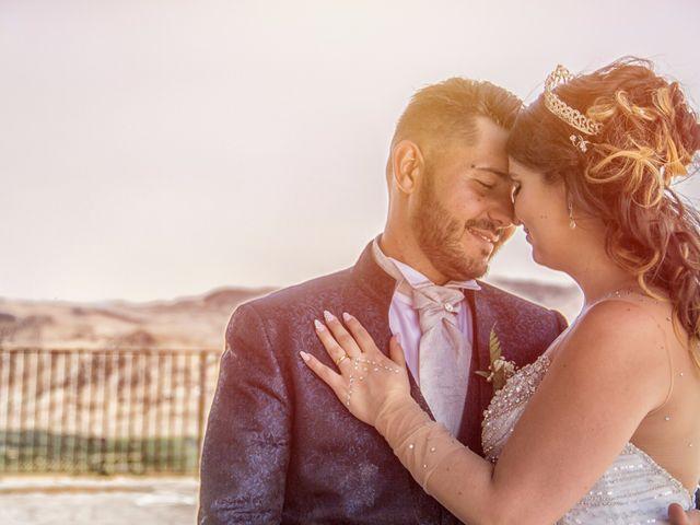 le nozze di Daniela e Carmelo