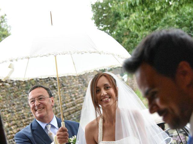 Il matrimonio di Emanuele e Erica a Almenno San Salvatore, Bergamo 7