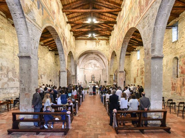 Il matrimonio di Emanuele e Erica a Almenno San Salvatore, Bergamo 9
