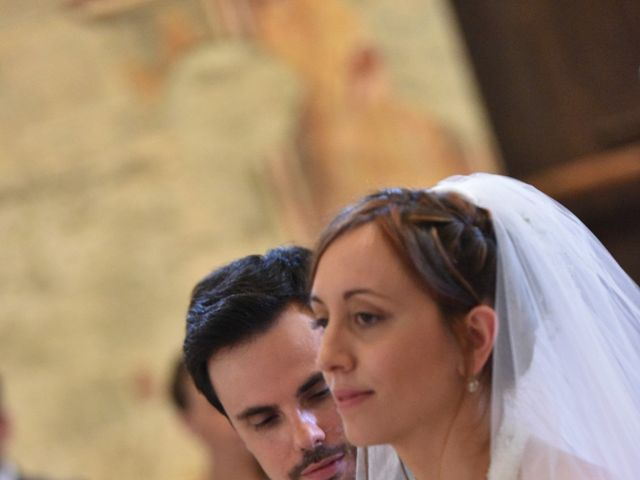 Il matrimonio di Emanuele e Erica a Almenno San Salvatore, Bergamo 12