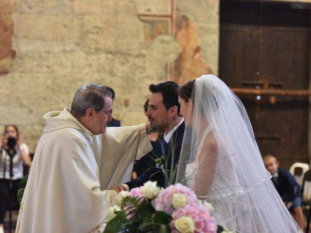 Il matrimonio di Emanuele e Erica a Almenno San Salvatore, Bergamo 15