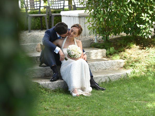 Il matrimonio di Emanuele e Erica a Almenno San Salvatore, Bergamo 19