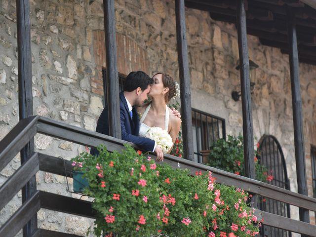 Il matrimonio di Emanuele e Erica a Almenno San Salvatore, Bergamo 20