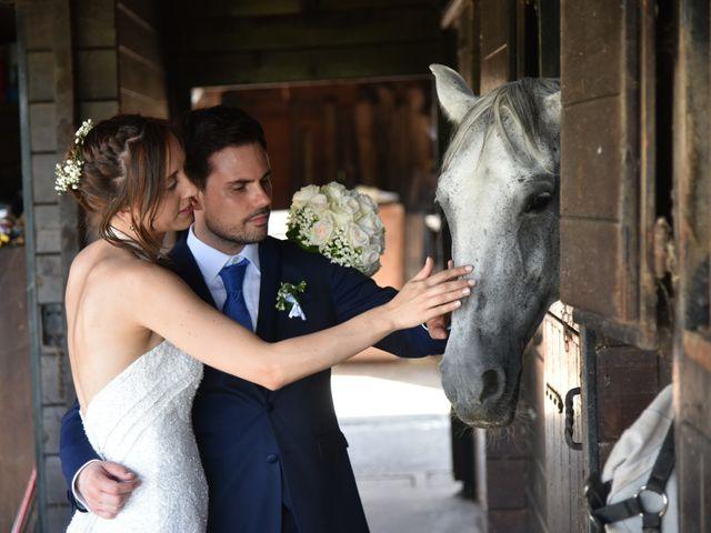 Il matrimonio di Emanuele e Erica a Almenno San Salvatore, Bergamo 22