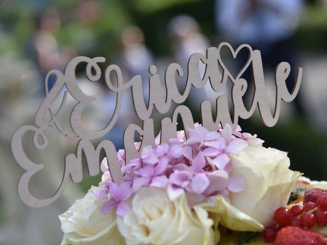 Il matrimonio di Emanuele e Erica a Almenno San Salvatore, Bergamo 24