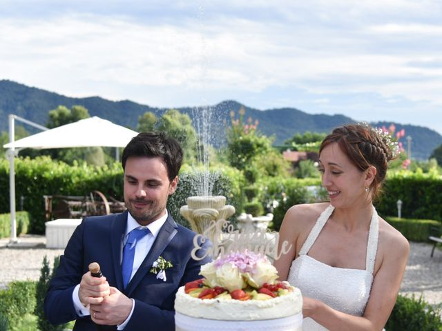 le nozze di Erica e Emanuele