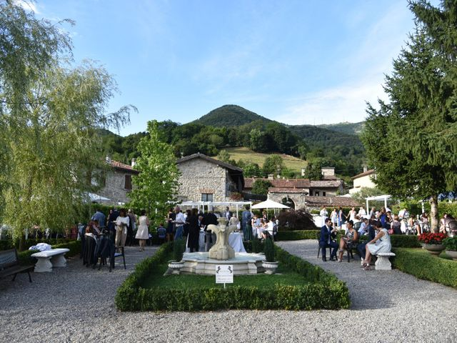 Il matrimonio di Emanuele e Erica a Almenno San Salvatore, Bergamo 25