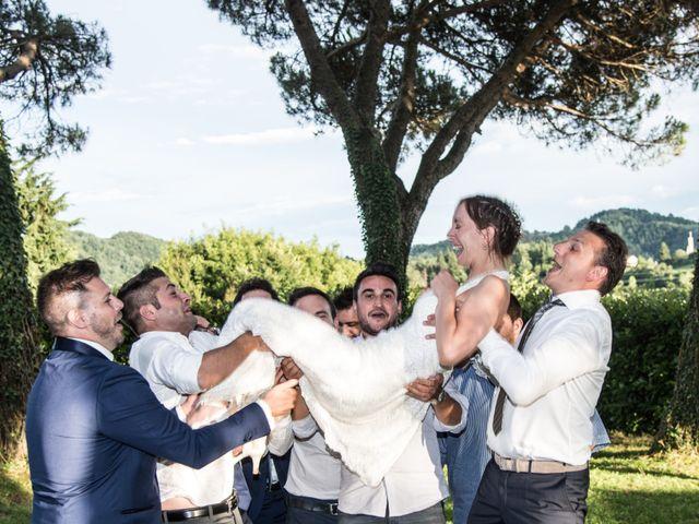 Il matrimonio di Emanuele e Erica a Almenno San Salvatore, Bergamo 29