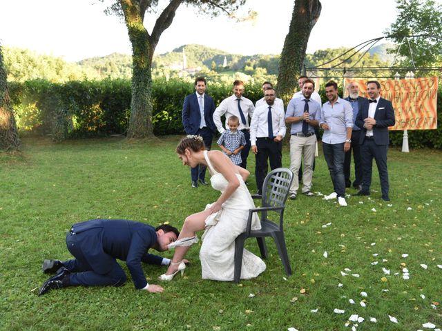 Il matrimonio di Emanuele e Erica a Almenno San Salvatore, Bergamo 31